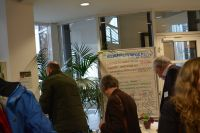 Informationen am Stand der Regionalmanagements